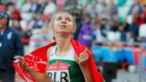 Cimanouska otrzymała od Polski wizę humanitarną