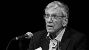 Nie żyje Amos Oz. Izraelski pisarz zmarł w wieku 79 lat