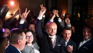 Exit poll: Konrad Fijołek nowym prezydentem Rzeszowa