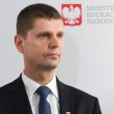 Nowy minister edukacji: My tego cyrku nie organizowaliśmy