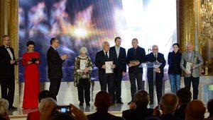 Uroczysta gala nagrody Strażnik Pamięci. FOTORELACJA