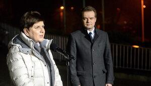 Premier opuszcza szpital, nagły zwrot w procesie dot. Ewy Tylman