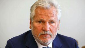 Kwaśniewski o opozycji: Nie wykształciła wiarygodnych liderów
