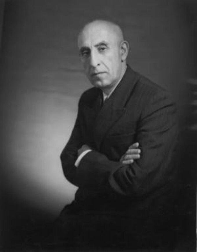 Prmier Iranu, Mohammad Mosaddegh