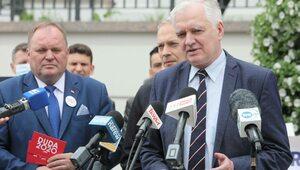 Zagłosował za Lidią Staroń. Zostanie wyrzucony z partii Gowina?
