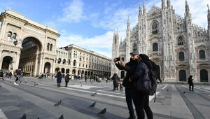 Rząd hybrydowy we Włoszech