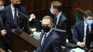 Zwycięstwo opozycji w Sejmie? Trzmiel: To było porażające