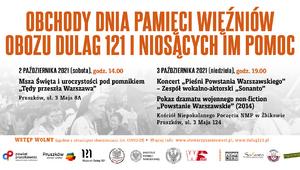 Obchody Dnia Pamięci Więźniów Obozu Dulag 121 i Niosących Im Pomoc 2-3...