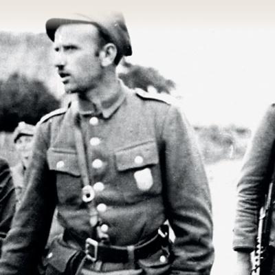 """""""Łupaszka"""" – zmora bolszewików"""