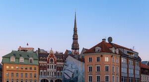 Beczka prochu, czyli Rosjanie na Łotwie