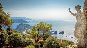 Sławne i bogate Capri