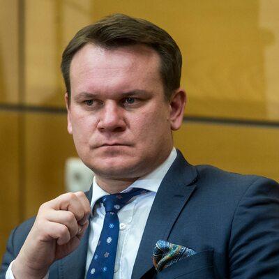 """""""Zapytałem posłankę z Malty, czy sędzia Juszczyszyn to kobieta, czy..."""