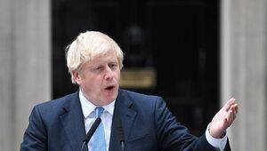 Premier Johnson: Od czwartku całkowity lockdown. Musicie zostać w domu