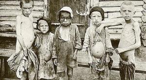 Całe wsie zamienili w cmentarzyska. Kto rozpętał horror głodu na Ukrainie?