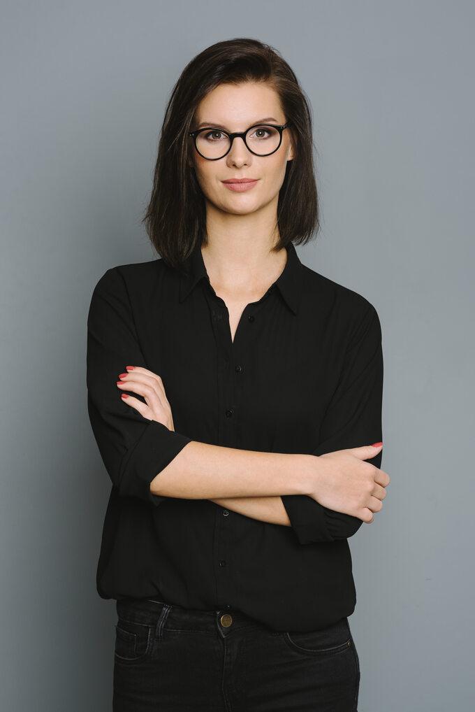 Magdalena Polaszek Marketing Manager Galeria Młociny