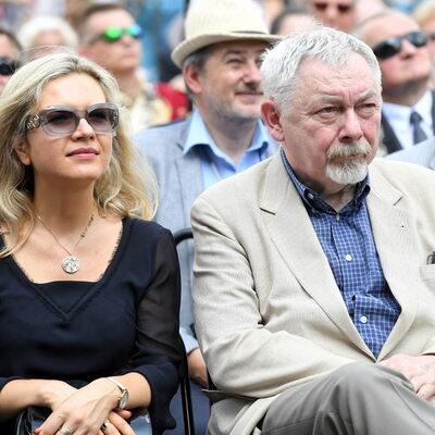 Prezydent i Małgorzata