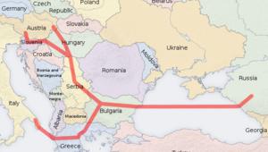 """Putin wstrzymał budowę gazociągu South Stream - """"Ekonomia Raport"""""""