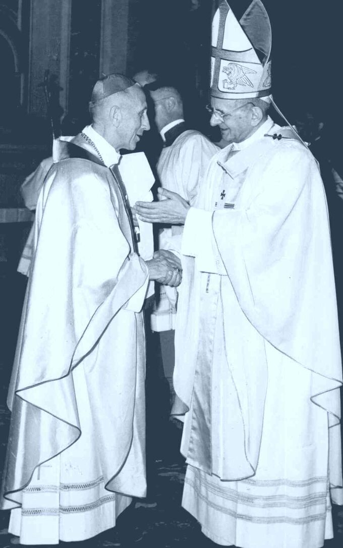 Antoni Baraniak ipapież Paweł VI