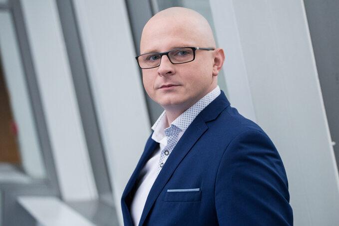 Dr Łukasz Kister, ekspert ds. cyberbezpieczeństwa