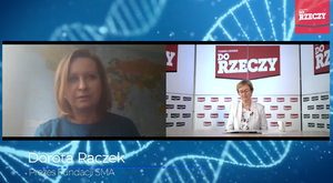 Dorota Raczek: Mamy nadzieję, że program leczenia SMA będzie kontynuowany