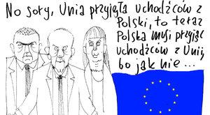 Unia przyjęła uchodźców z Polski, a my co?