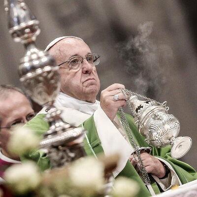 Co papież chce nam przekazać za pośrednictwem wojującego ateisty? Mocny...