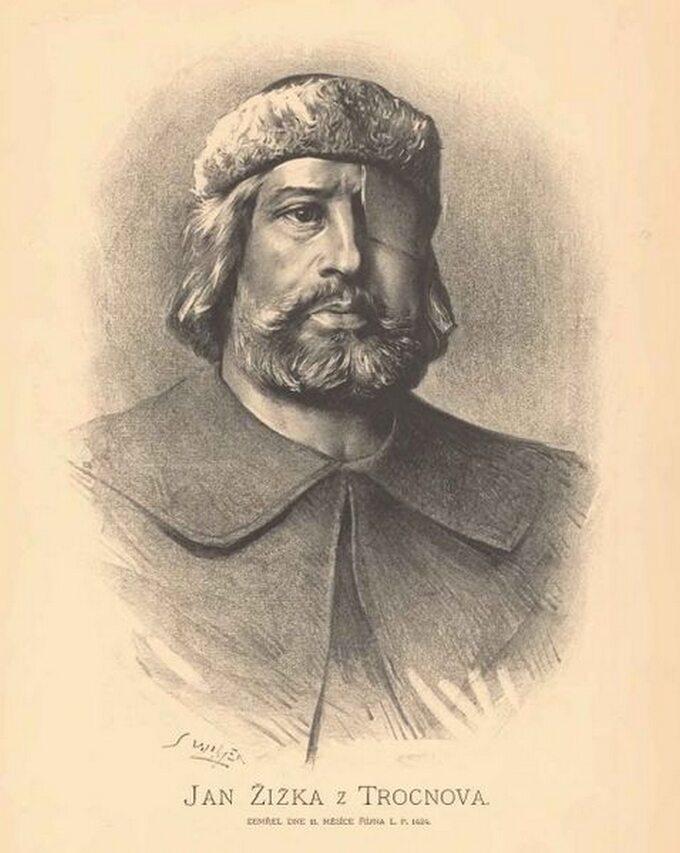 Jan Vilímek, Jan Žižka zTrocnova