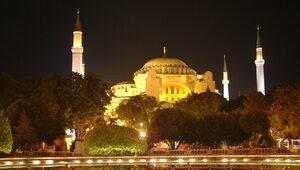 Dawny kościół meczetem. Chrześcijańskie mozaiki i freski będą zasłaniane