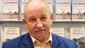 Niestrudzony badacz polskich losów na Wschodzie