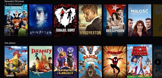 Polsat Box Go Premium totakże rozrywka itreści dladzieci