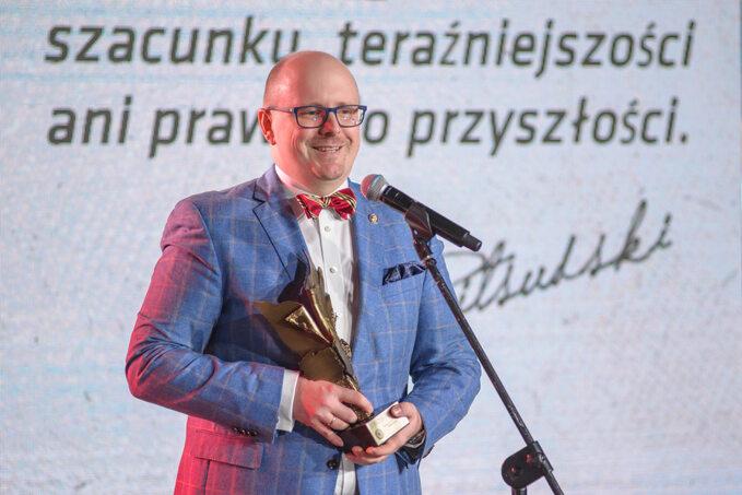 Prezes Instytutu Ordo Iuris mec. Jerzy Kwaśniewski
