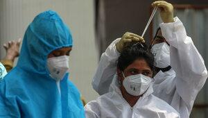 42 studentów ma koronawirusa. Przyjechali z Indii
