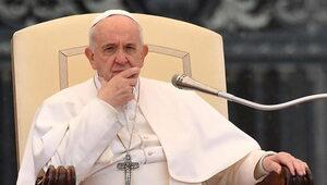 Franciszek: Pan nie pozwala by ciemność miała ostatnie słowo