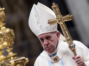 """""""Proszę o to w imię Boże"""". Mocny apel papieża Franciszka"""