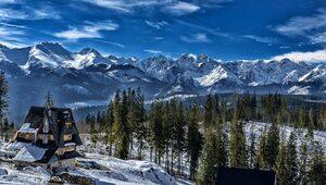 Tragiczny wypadek w Tatrach. Lawina porwała turystę