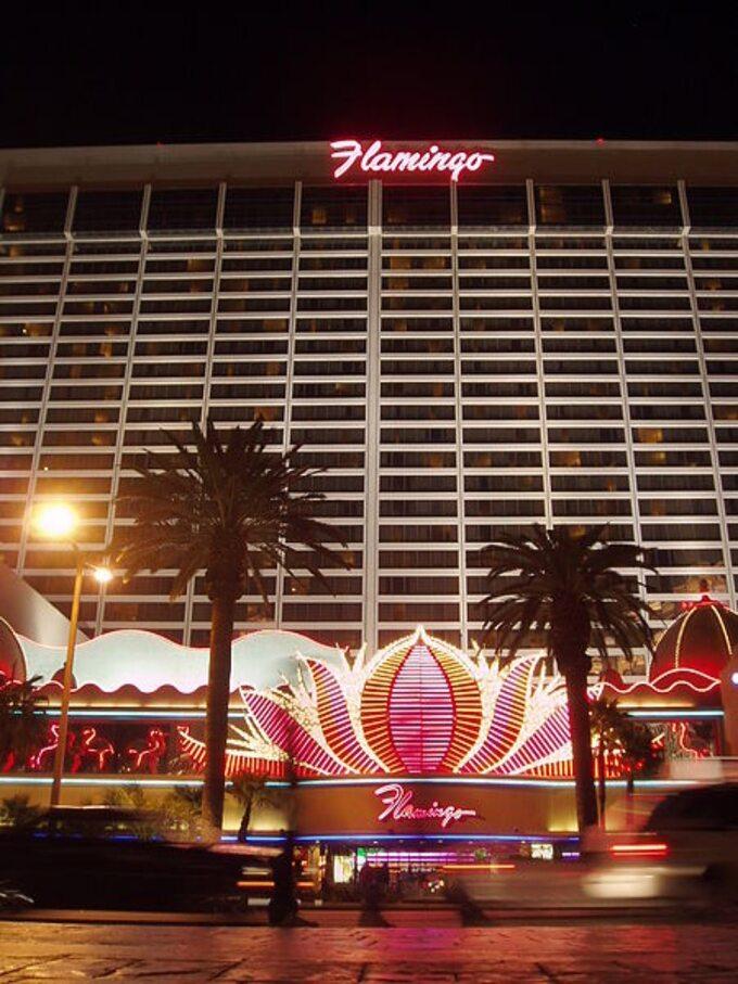 Hotel Flamingo, Las Vegas