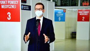 Premier Morawiecki: Odporność zbiorowa najpóźniej za dwa miesiące
