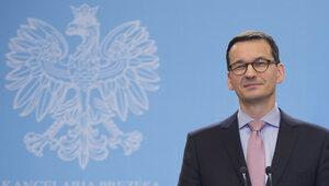 Premier Szwecji zadzwonił do Morawieckiego. Zabiegał o poparcie Polski