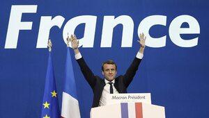 Prezydent Francji wyłamie się z bojkotu mundialu? AFP: Przyleci na mecz...