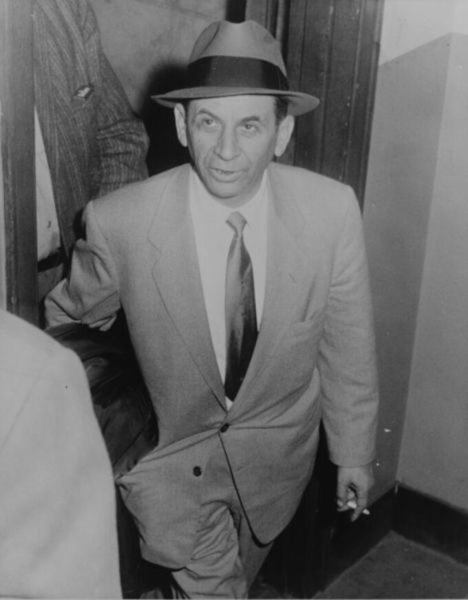 Meier Lansky, amerykański gangster