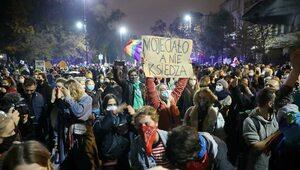 """""""Siewcy śmierci na ulicach"""". Ekspert bez ogródek o efektach protestu..."""