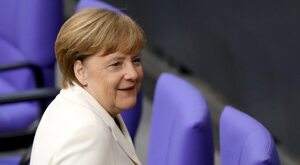 Era Merkel  to krok wstecz