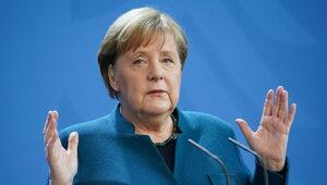 Merkel: Kobiety muszą zarabiać tyle samo, ile mężczyźni