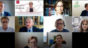 Międzynarodowe warsztaty ekspertów: doświadczenia z wdrażania terapii...