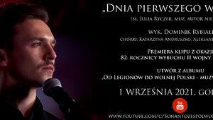 """Premiera utworu  """"Dnia pierwszego września"""" z albumu """"Od Legionów do..."""