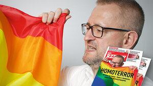 """""""Do Rzeczy"""" nr 25: Homoterror. – Nie damy się złamać – Ziemkiewicz..."""
