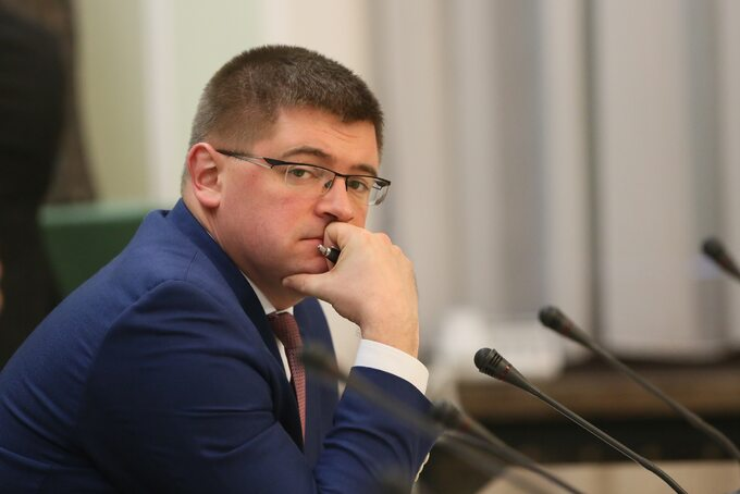 Tomasz Rzymkowski, PiS