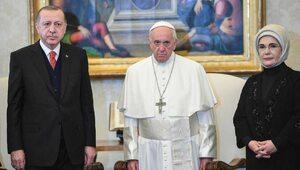 Erdogan u papieża Franciszka. Pierwsza taka wizyta od niemal 50 lat