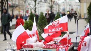 Zdecydowana większość Polaków uważa się za patriotów