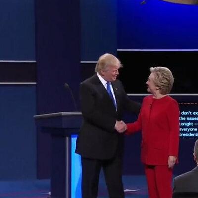 Debata Trump-Clinton. Pierwsze show za nami